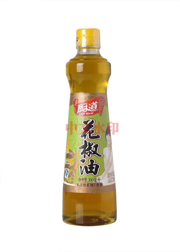 厨道360ML花椒油