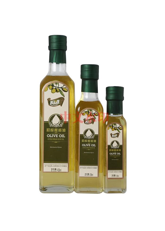 厨道初榨橄榄油组合