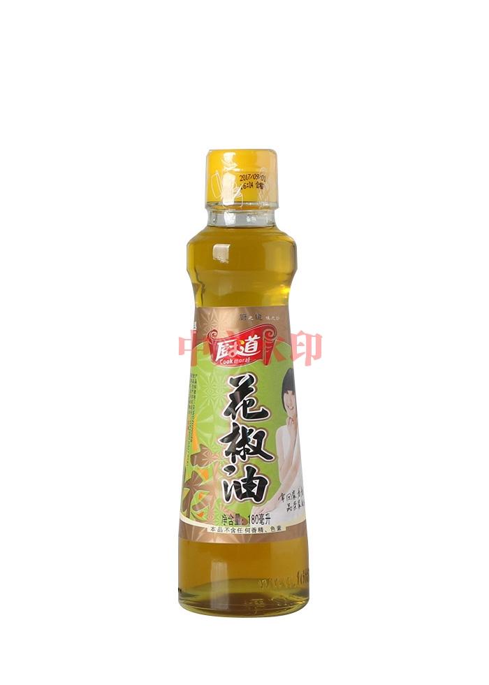 厨道180ML花椒油