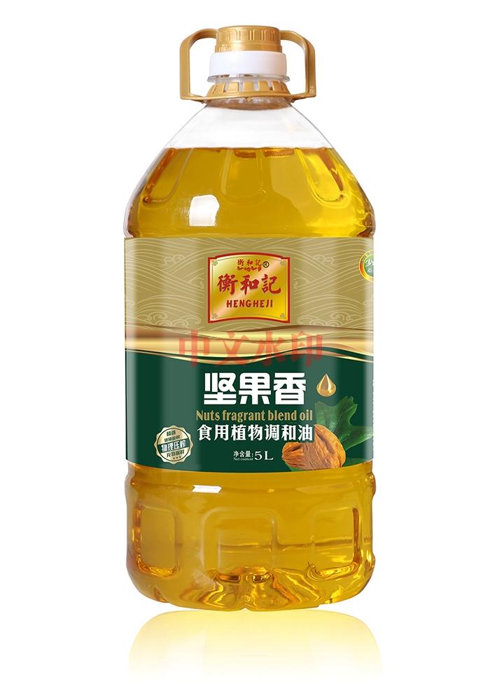 衡和记5L坚果香食用调和油