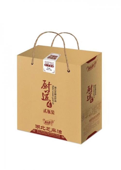 湖北芝麻油礼盒