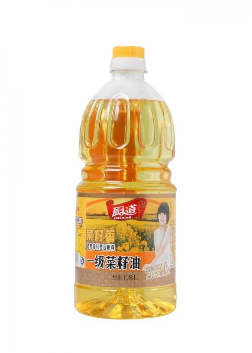厨道1.8L一级菜籽油