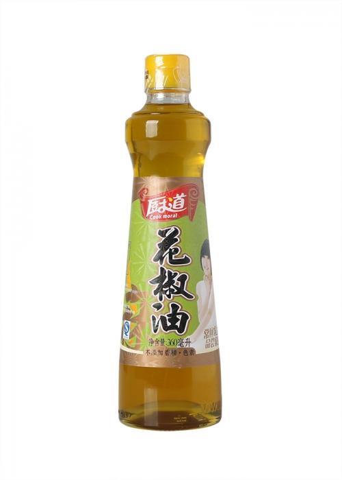 安徽厨道360ML花椒油