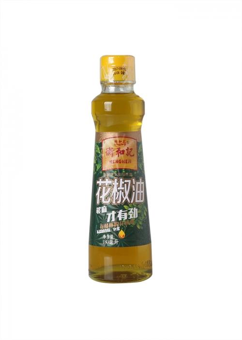 衡和记180ML花椒油