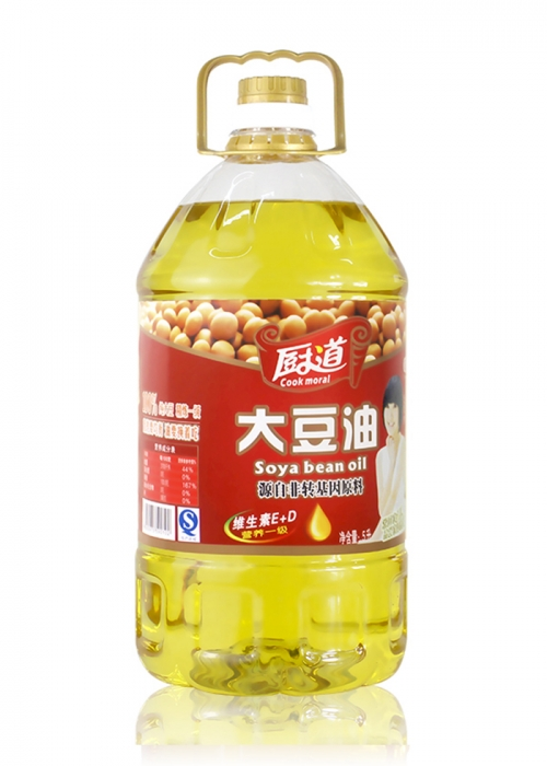 5L纯大豆油