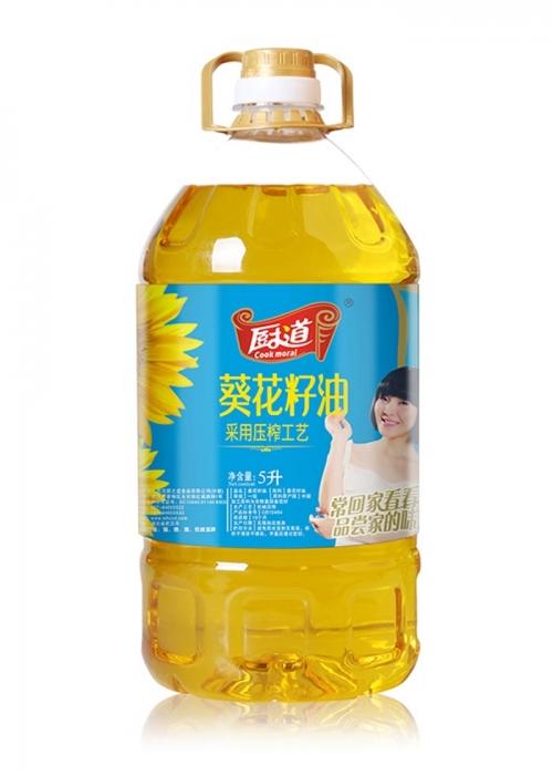 5L纯葵花籽油