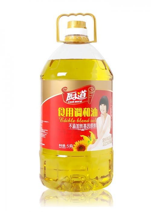 5L食用调和油