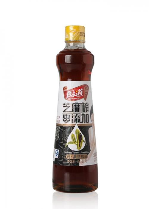 厨道360ML黑芝麻油
