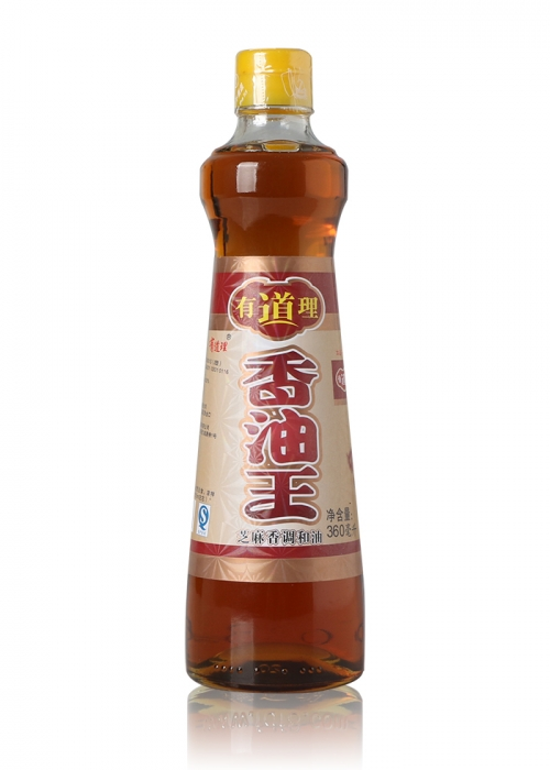 有道理香油王360ml