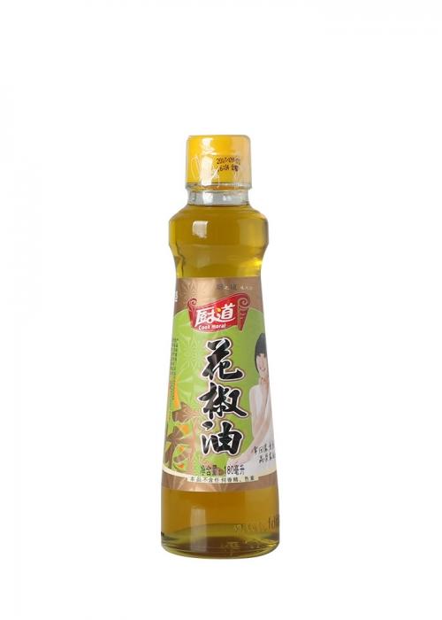 安徽厨道180ML花椒油