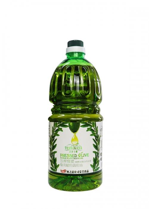 厨道1.8L橄榄食用调和油