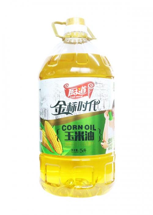 厨道5L玉米油(金标时代)