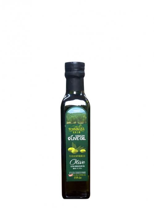 蔡甸托斯卡娜258ML初榨橄榄油