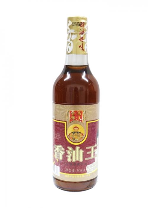 新疆满汉全席500ML香油王