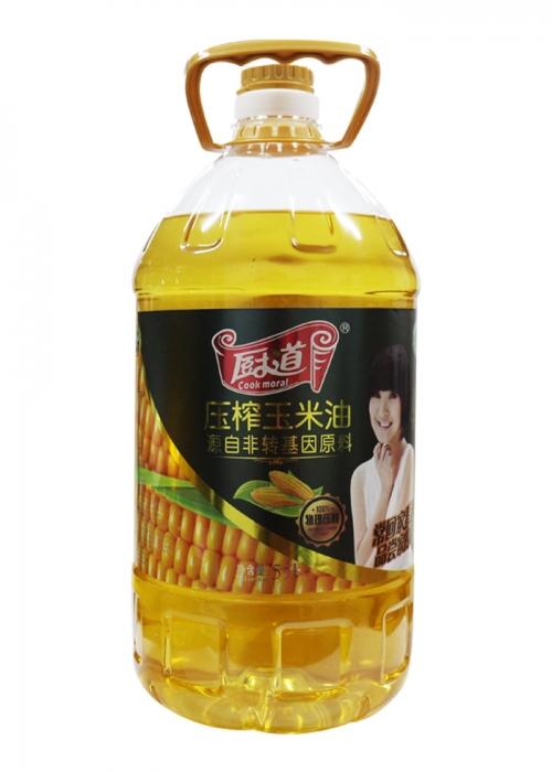 5L压榨玉米油