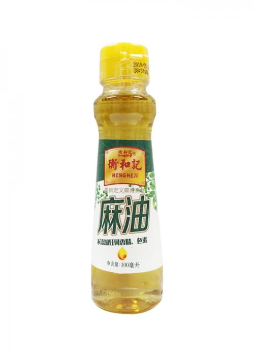 衡和记100ML麻椒油